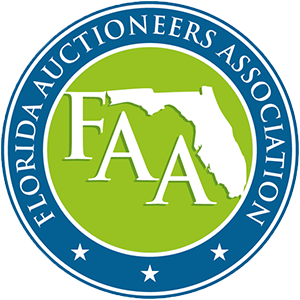 Florida Auctioneers Association Logo